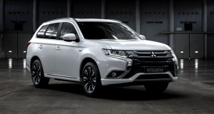 Des pirates attaquent le Mitsubishi Outlander PHEV