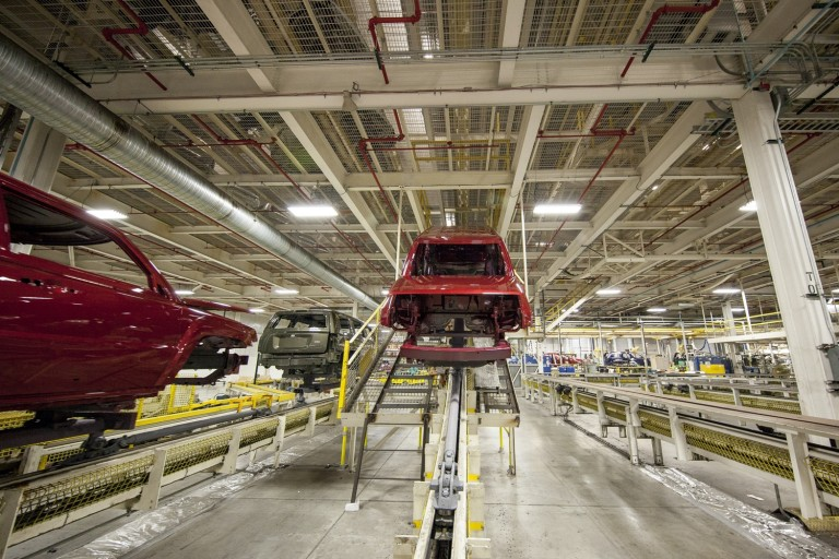 FCA investit 1 milliard $ dans ses usines pour Jeep
