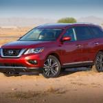 Le Nissan Pathfinder révisé pour 2017