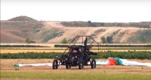 Le Pégase Mark II, le VUS volant