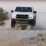 Ford Raptor 2017, l'extrême hors route