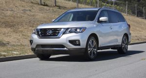 Nissan Pathfinder 2017 : un peu de renouveau