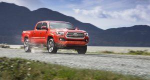 Toyota construira davantage de Tacoma