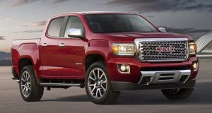 GMC Canyon et Chevrolet Colorado 2017 : quelques changements