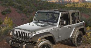 Le nouveau Jeep Wrangler misera sur l'aluminium