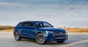 Oubliez le VUS Audi Q6, place au E-tron