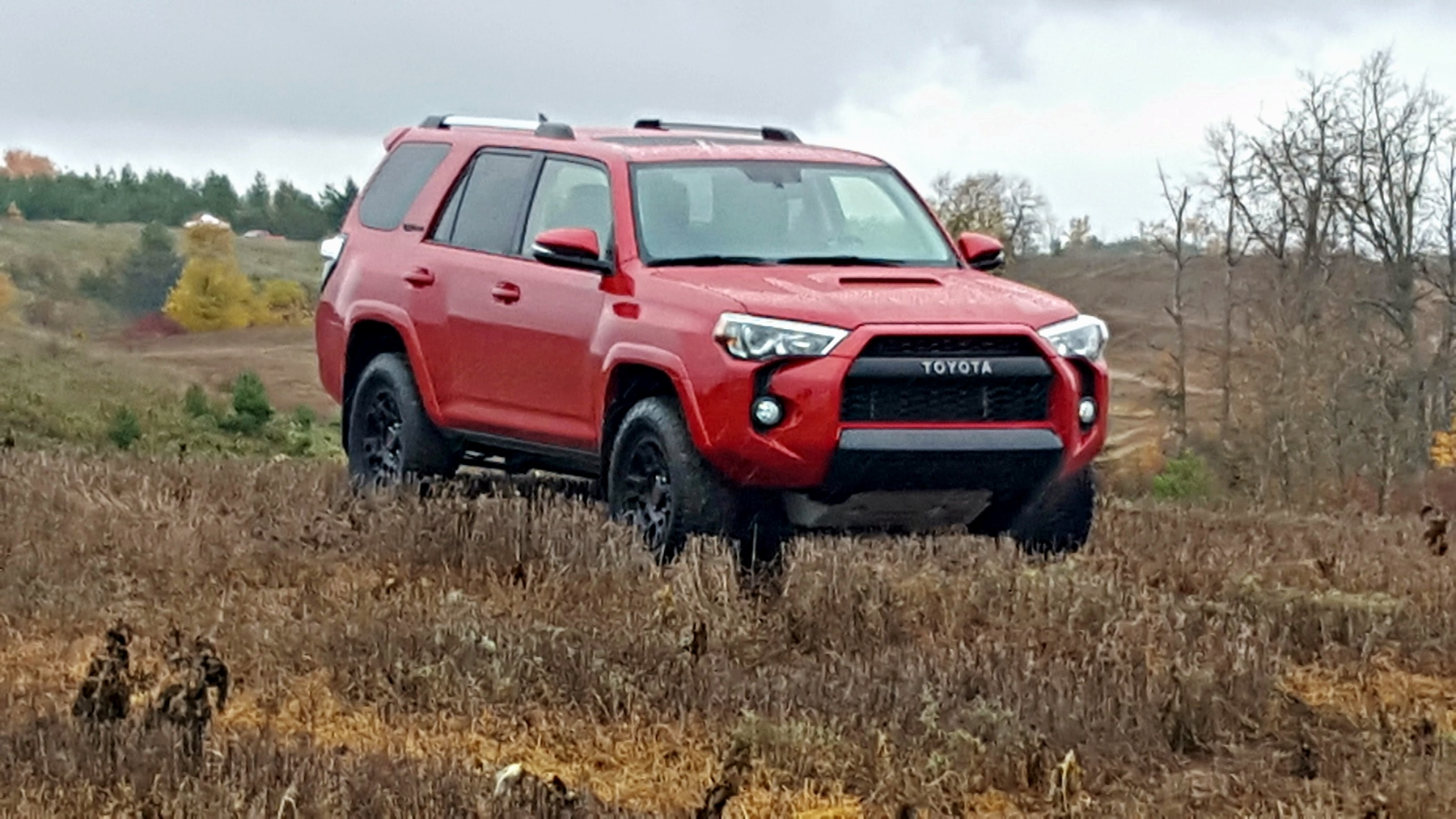toyota offre le 4runner trd pro au canada vusmag. Black Bedroom Furniture Sets. Home Design Ideas