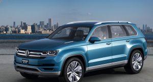 Le VUS Volkswagen à sept passagers pourrait s'appeler Atlas