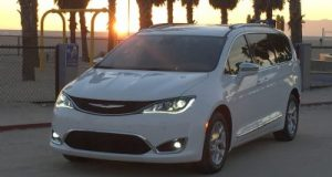 ESSAI ROUTIER: Le Chrysler Pacifica 2017