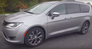 Ce que vous devez savoir sur la Chrysler Pacifica (vidéo)