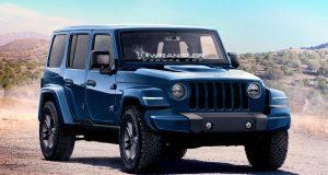Le nouveau Jeep Wrangler aura l'air… d'un Jeep Wrangler