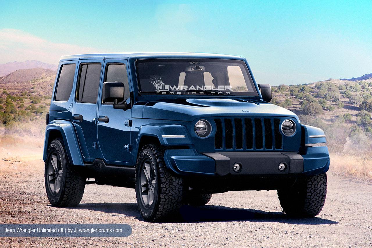 le nouveau jeep wrangler aura l air d un jeep wrangler vusmag. Black Bedroom Furniture Sets. Home Design Ideas