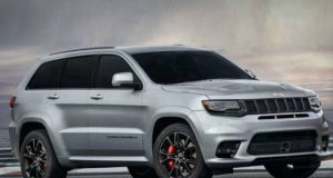 Le Jeep Grand Cherokee Trackhawk de 707 chevaux prévu à New York