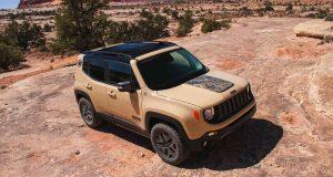 Jeep Renegade Deserthawk, prêt pour l'extrême