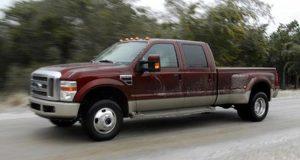 Que des camions et des VUS dans le top 10 des véhicules les plus volés