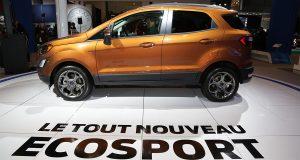 Le Ford EcoSport est au Salon de l'auto de Montréal