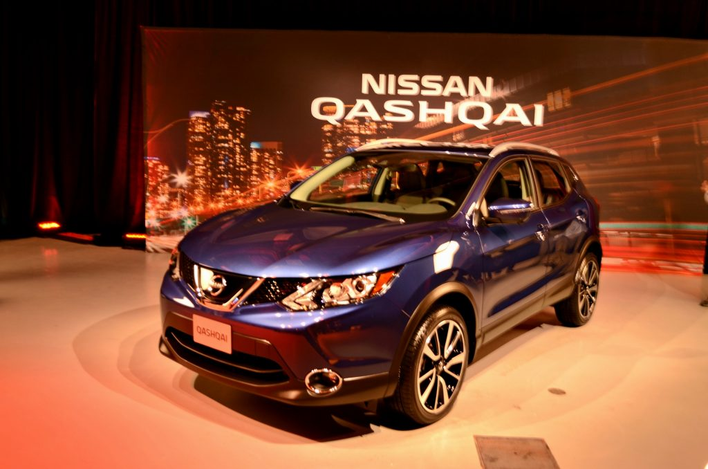 manuel et int gral le nissan qashqai 2017 se d voile d troit vusmag. Black Bedroom Furniture Sets. Home Design Ideas