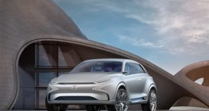Le Hyundai FE à l'hydrogène pourra parcourir environ 800 kilomètres