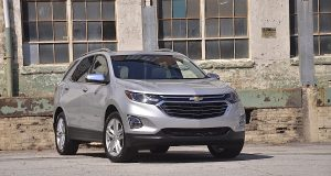 Premier essai routier Chevrolet Equinox 2018 : plus recommandable que jamais