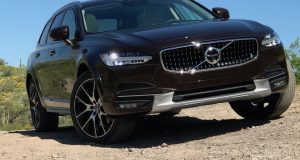 PREMIER ESSAI: Volvo V90 Cross Country 2017