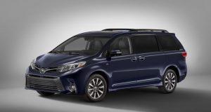 La nouvelle Toyota Sienna 2018 sera présentée au Salon de l'auto de New York
