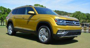 PREMIER ESSAI: Volkswagen Atlas 2018