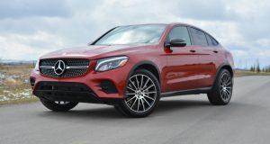 PREMIER ESSAI: Mercedes GLC Coupé 2017
