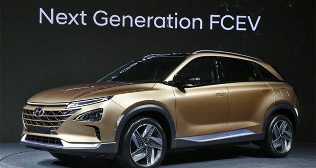 ACTUALITÉ AUTO: Hyundai dévoile la prochaine génération de son véhicule à hydrogène