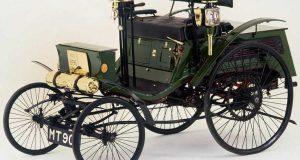 L'HISTOIRE DE L'AUTO: la première contravention a été remise en 1896