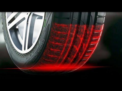 TECHNO : Nokian développe un pneu qui vous dit lorsqu'il est usé