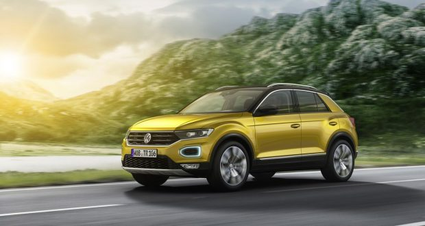 FRANCFORT : Le Volkswagen T-Roc est le VUS sous-compact que nous voulons ici