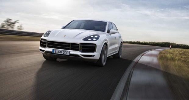 FRANCFORT : Porsche dévoile le nouveau Cayenne