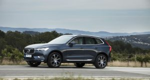 PREMIER ESSAI ROUTIER : Volvo XC60 2018