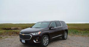 PREMIER ESSAI: Chevrolet Traverse 2018