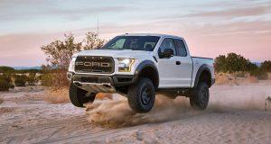 TECHNO : Ford prépare des technologies de conduite autonome pour les sentiers hors route