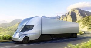 Plusieurs compagnies mettront à l'essai le camion Tesla