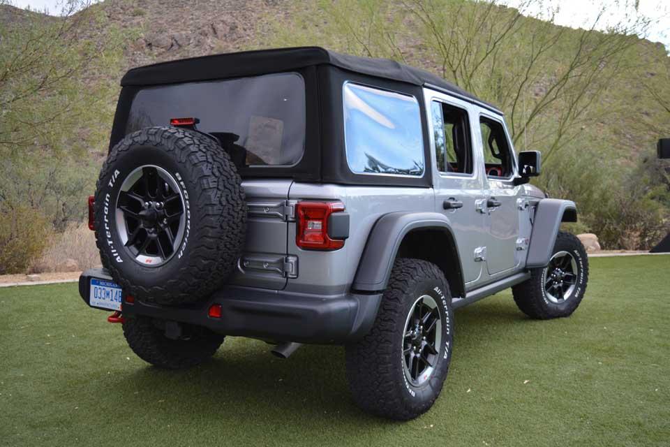 premier essai jeep wrangler 2018 vusmag. Black Bedroom Furniture Sets. Home Design Ideas