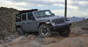 Premier essai : Jeep Wrangler 2018