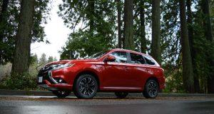 Premier Essai: Mitsubishi Outlander PHEV 2018