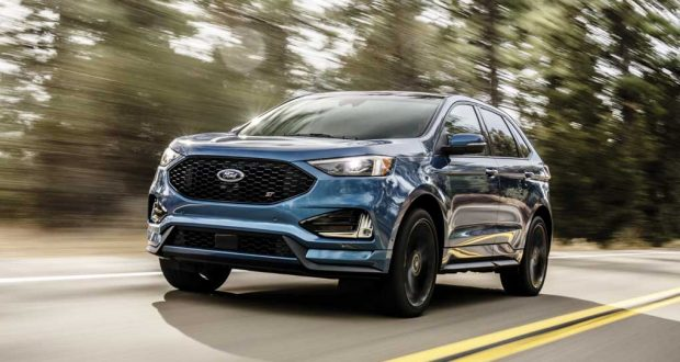 Le Ford Edge menacé d'extinction?