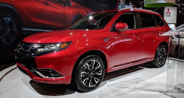 Le Mitsubishi Outlander PHEV 2018 hybride enfichable est à Montréal