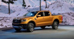 Ford Ranger 2019 : le petit nouveau dévoilé à Détroit