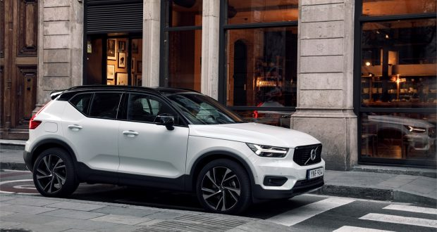 premier essai routier volvo xc40 vusmag. Black Bedroom Furniture Sets. Home Design Ideas