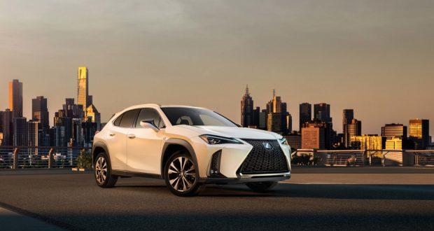 Un multisegment encore plus petit que le Lexus UX?