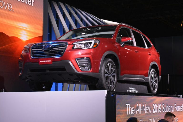 Subaru Forester 2019 : l'évolution tranquille
