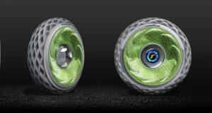 Oxygene : le pneu du futur