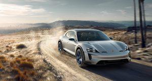 Une version utilitaire de la Mission E : la Porsche Mission E Cross Turismo à Genève
