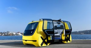 L'autobus scolaire du futur signé Volkswagen