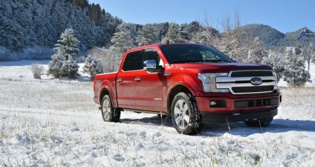 Premier Essai: Ford F-150 Power Stroke 2018