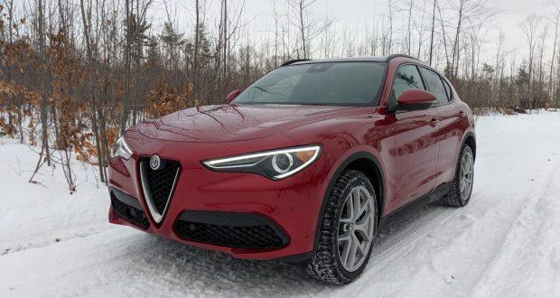 Essai routier Alfa Romeo Stelvio 2018